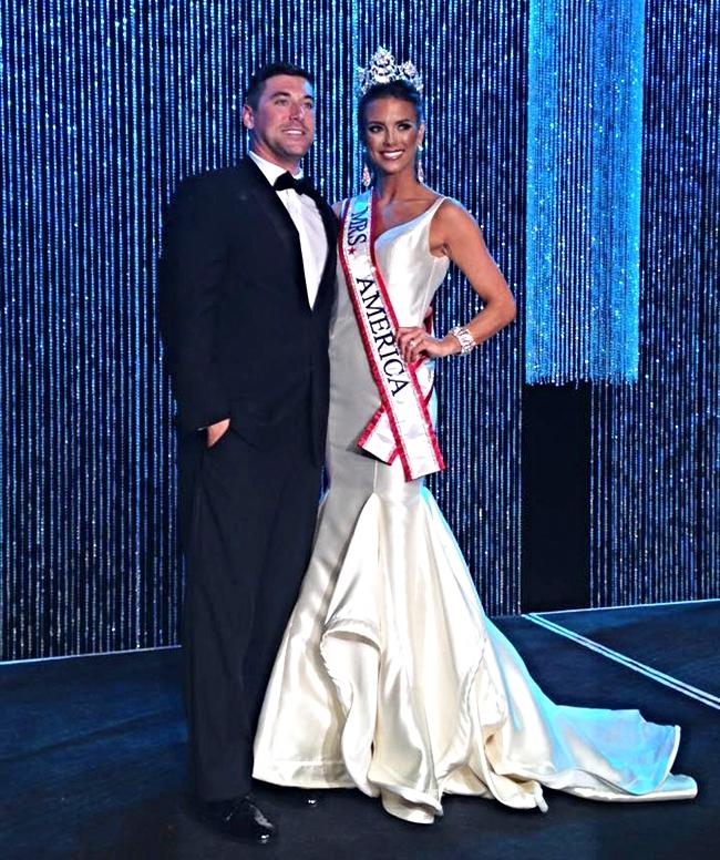 Madeline Gwin, Mrs. America 2015