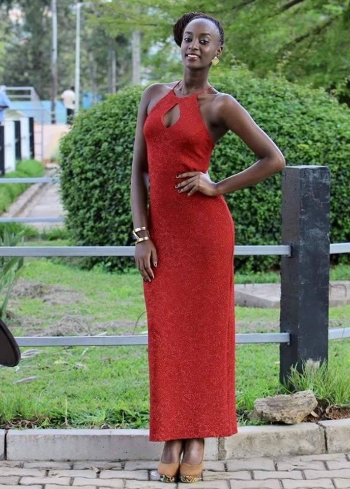 Erica Urwibutso, Miss Earth Rwanda 2015