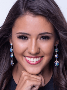 Tristany Hightower will represent Arizona at Miss Teen USA 2016 pageant