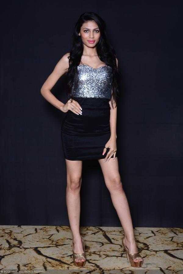 Simran Khandelwal Miss Diva 2015 Contestants