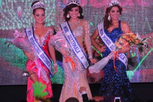 Miss Guatemala 2015 Results