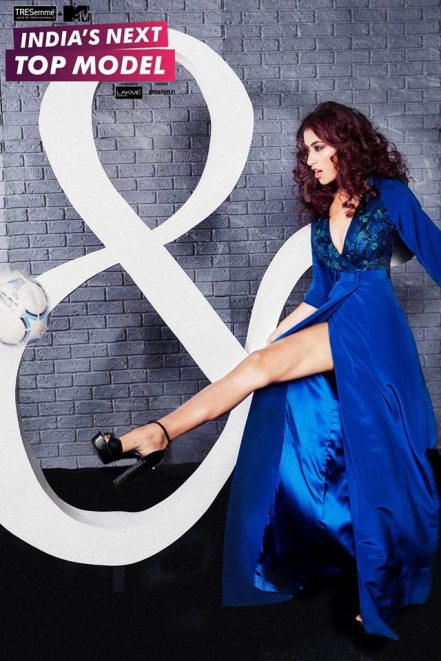 Gloria Tep India's Next Top Model