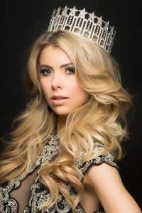 Whitney Sharpe will represent Massachusetts at Miss USA 2016 pageant