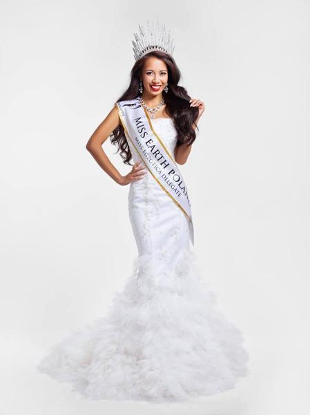 Magdalena Ho, Miss Earth Poland 2015