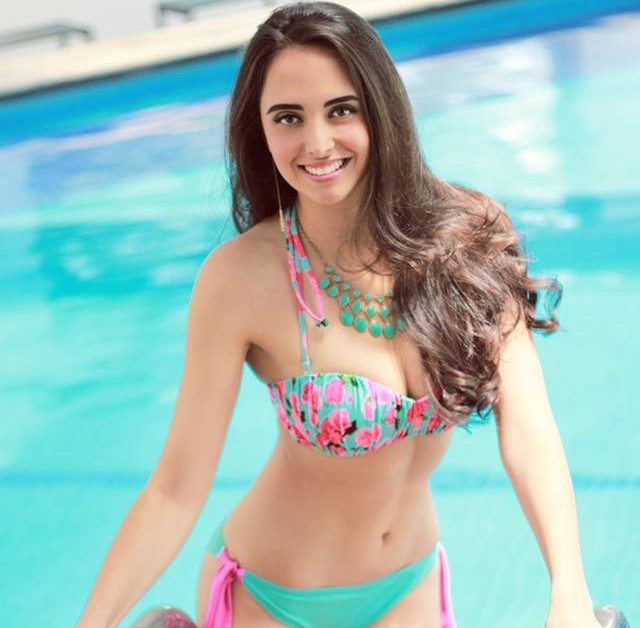Gladys Flores is Miss Earth Mexico 2015Gladys Flores is Miss Earth Mexico 2015