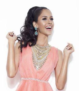 Carmen Jaramillo is Miss Earth Panama 2015
