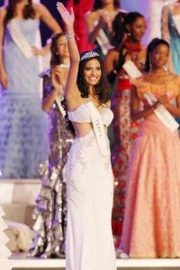 Miss India World Parvathy Omanakuttan