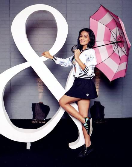 Rushali Rai India's Next Top Model