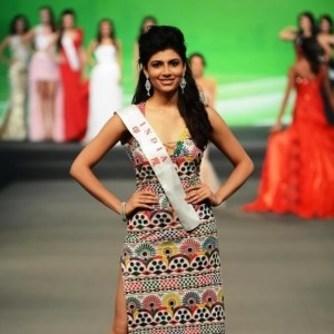 Miss India World Vanya Mishra