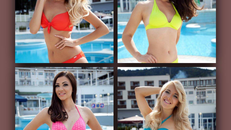 Miss Universe Slovenia 2015 Contestants