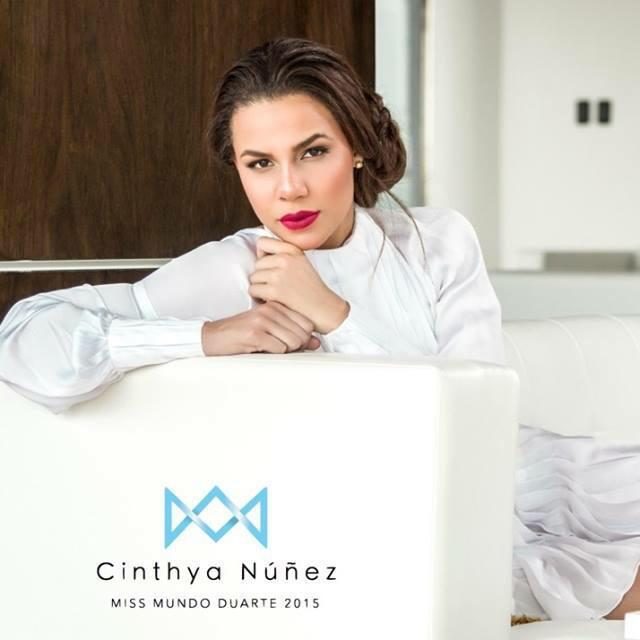 Cynthia Nunez, Miss Mundo Dominicana 2015