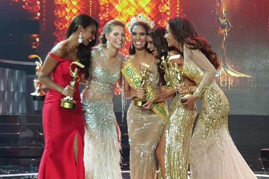 Miss Grand International 2015 Finals