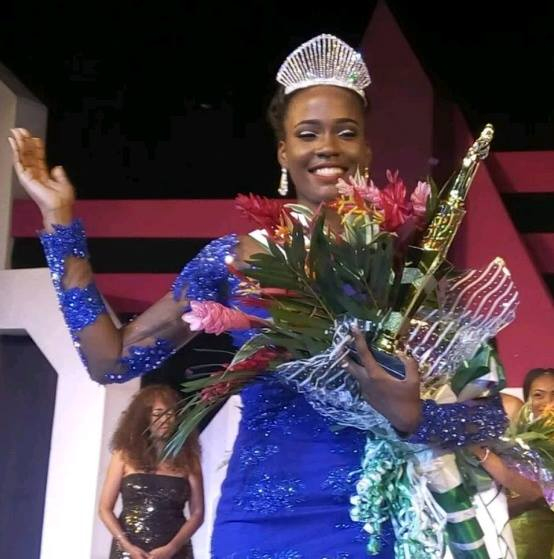Unoaku Anyadike is Miss World Nigeria 2015 [Photos]