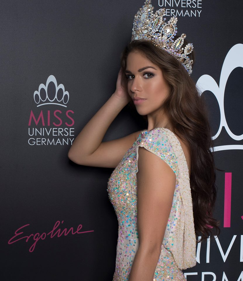 Miss Universe Germany 2015 - Sarah-Lorraine Riek