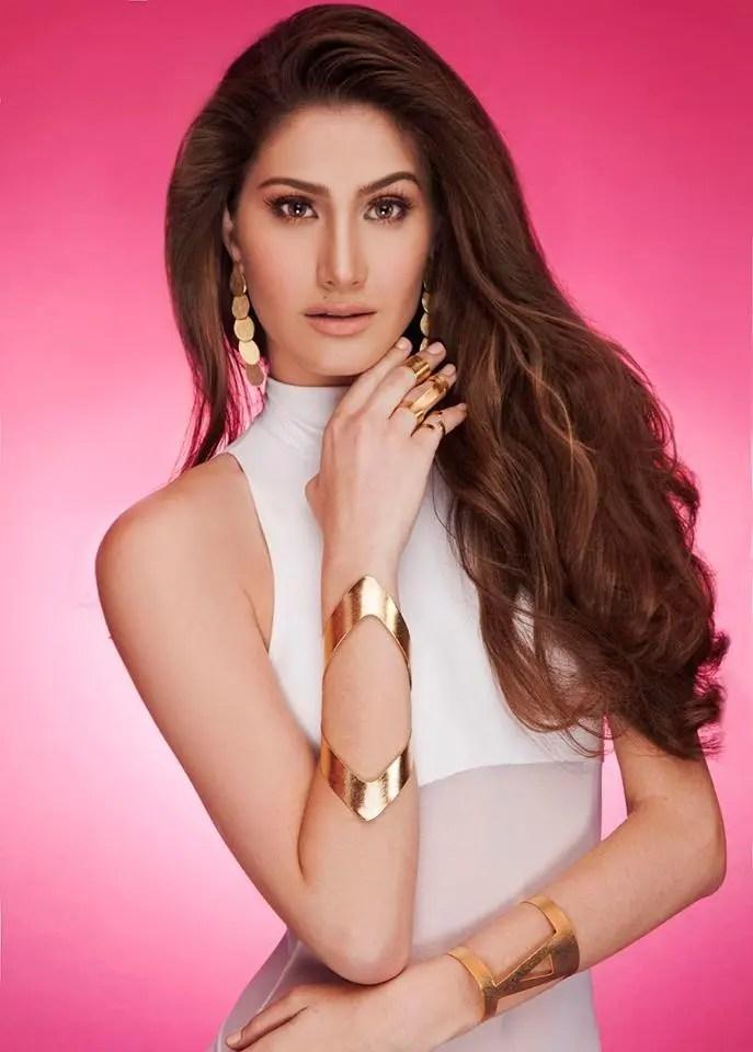 Miss Venezuela 2015-Mariam Habach Santucci