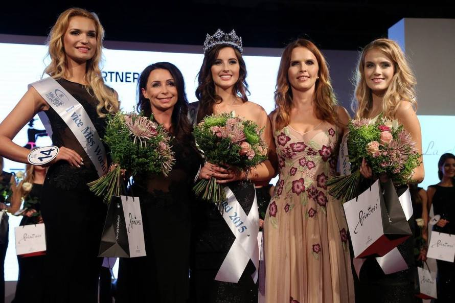 Miss World Poland 2015 Top 3