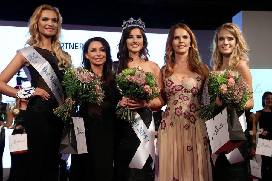 Miss World Poland 2015 Top 3