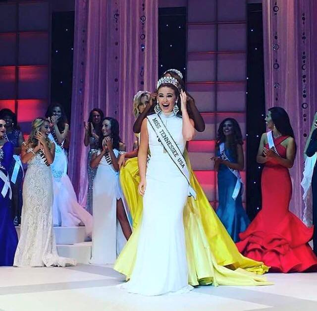 Hope Stephens will represent Tennessee at Miss USA 2016