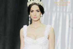 Lilit Martirosyan is Miss Earth Armenia 2015