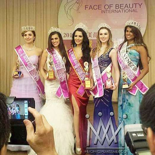 Yeraldi Barraza wins Face Of Beauty International 2015 [Photos]