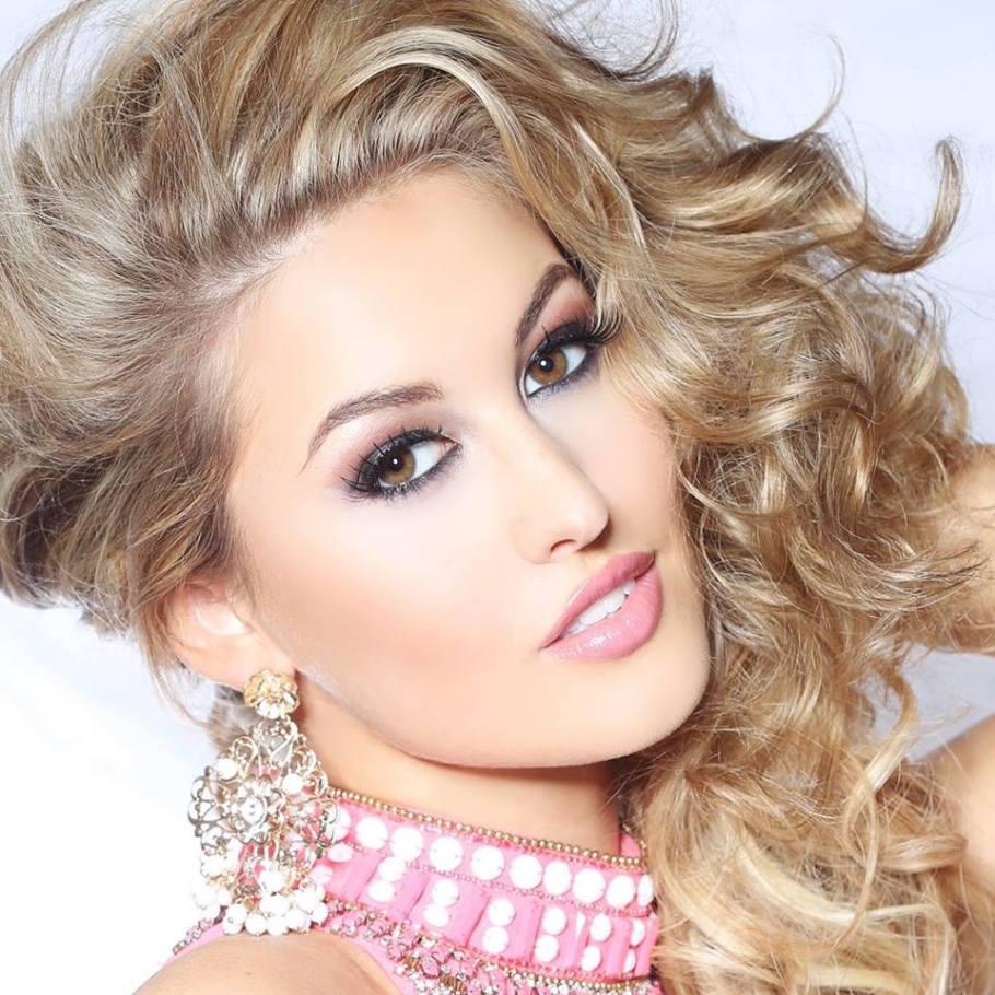 Miss Iowa USA 2016-Alissa Morrison