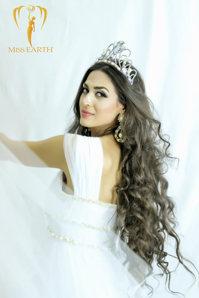 Lilit Martirosyan is Miss Earth Armenia 2015