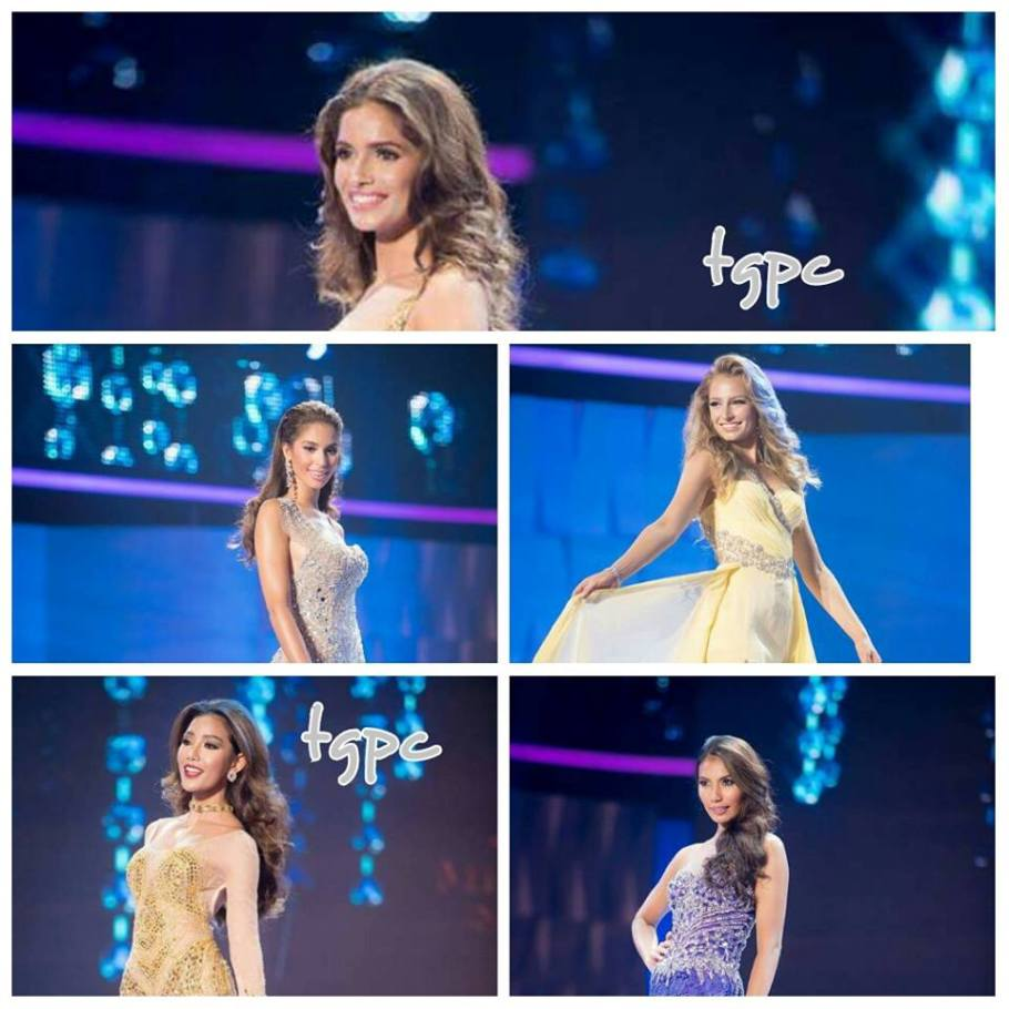 Miss Grand International 2015 Finals