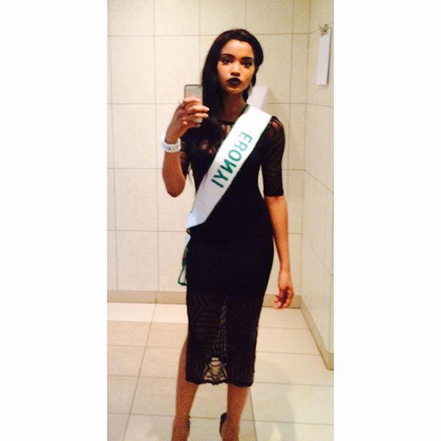 Debbie Collins is Miss Universe Nigeria 2015 [Photos]