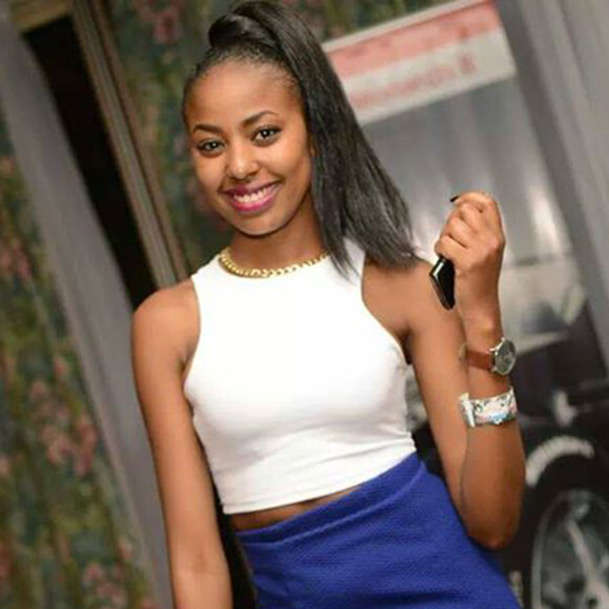 Charity Mwangi is Miss Kenya World 2015 [Result]