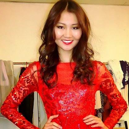 Bayartsetseg Altangerel is Miss Earth Mongolia 2015