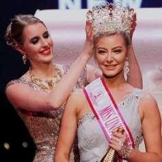 Samantha McClung is Miss Universe New Zealand 2015