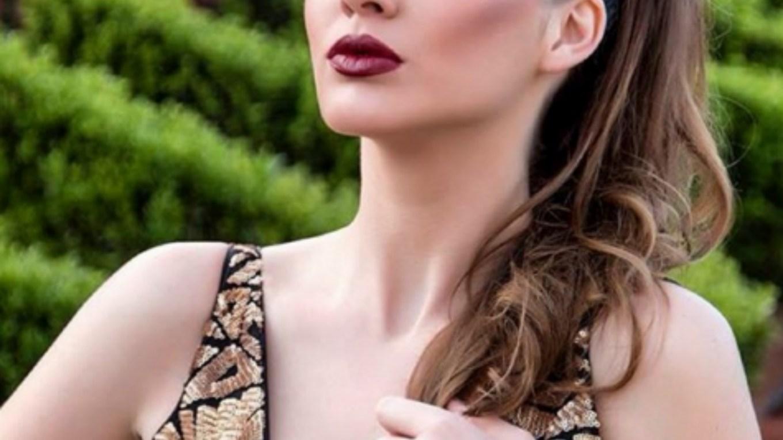 Emilija Rozman will represent Macedonia FYRO at Miss World 2015