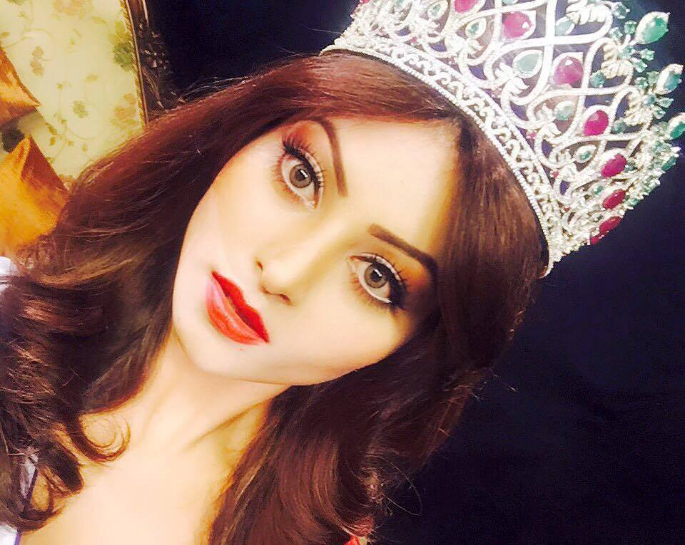 Why Urvashi Rautela is the Most PRECIOUS girl of Pageant History?