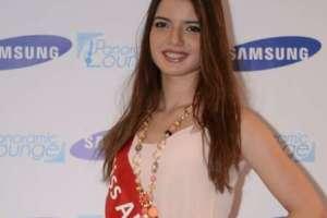Rym Amari Miss Algerie