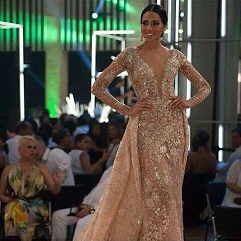 Andrea Tovar Velasquez is Senorita Colombia 2015