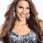 Cinthya Núñez will represent Dominican Republic at Miss World 2015