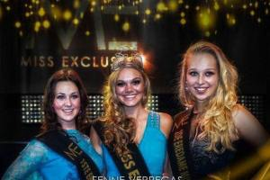 Fenne Verrecas crowned Miss Exclusive 2016