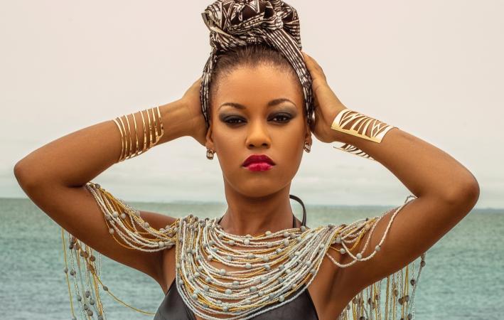 Reine Ngotala will represent Gabon at Miss World 2015