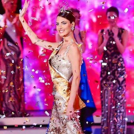 Nuka Karalashvili is Miss World Georgia 2015