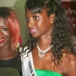 Laila da Costa will represent Guinea-Bissau at Miss World 2015