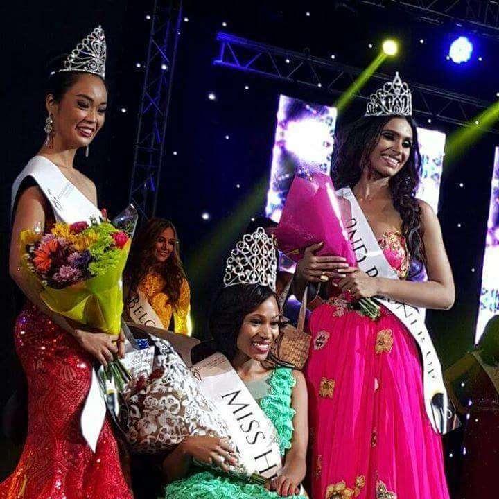 Ziphozinhle Ntlanganiso wins Miss Heritage 2015