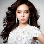 Jung Eun-ju will represent Korea at Miss World 2015