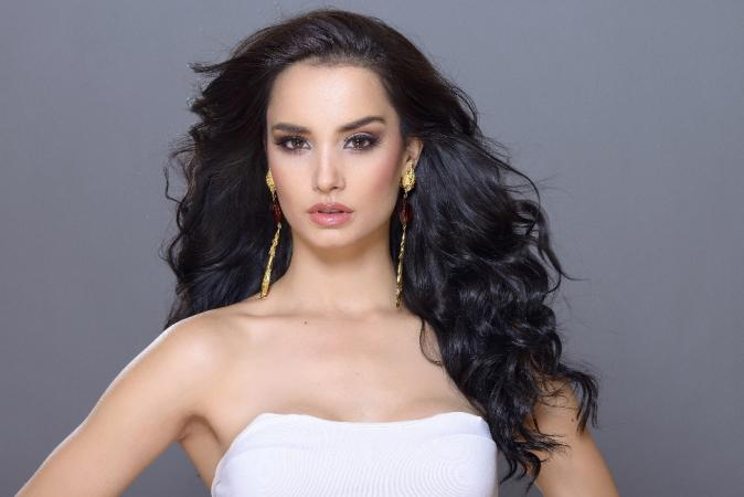 Yamelin Ramírez will represent Mexico at Miss World 2015