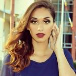 Latafale Auva'a will represent Samoa at Miss World 2015