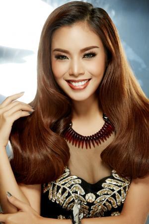 Thunchanok Moonnilta will represent Thailand at Miss World 2015