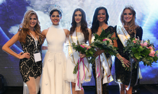 Miss Supranational 2015 Special Awards