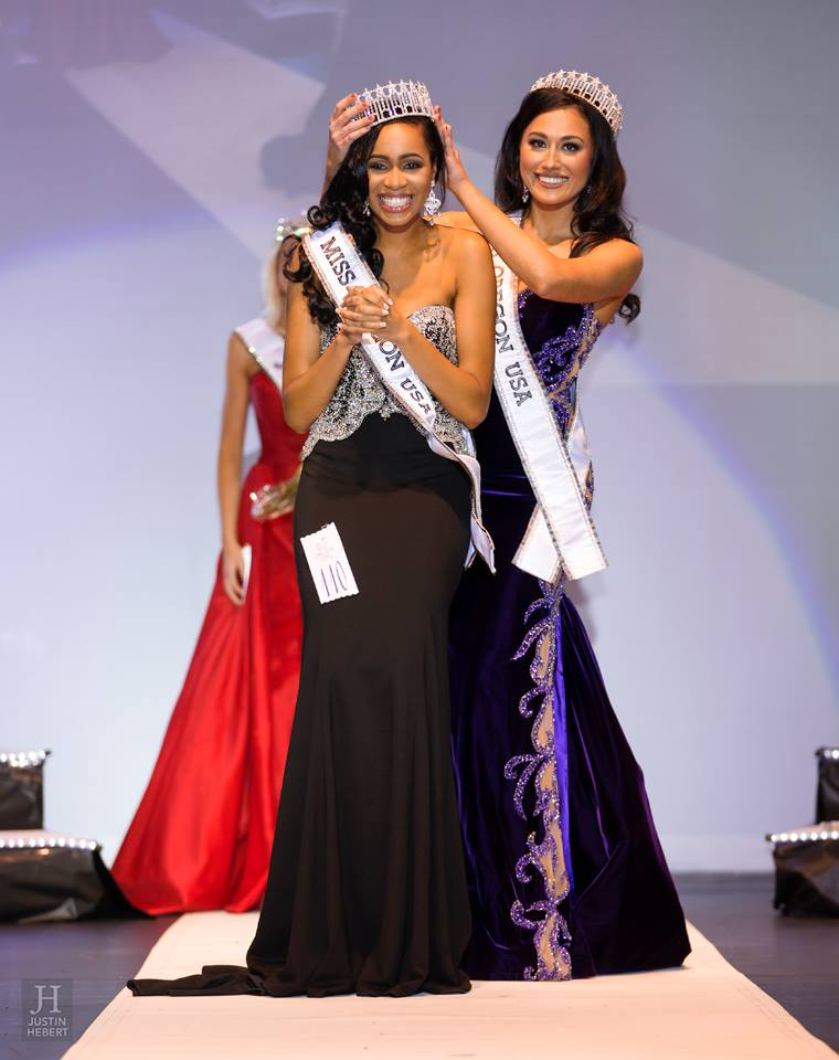 Natriana Shorter will represent Oregon at Miss USA 2016 pageant
