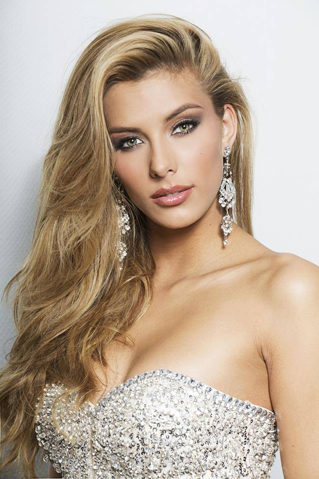 Who will succeed Miss France 2015-Camille Cerf as the next Miss France? Meet Miss France 2016 Contestants