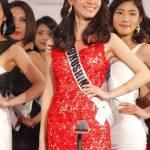 Kaori Arike is representing Fukushima at Miss Universe Japan 2016