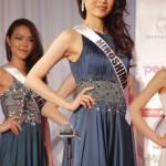Tomoe Sumioka is representing Hiroshima at Miss Universe Japan 2016